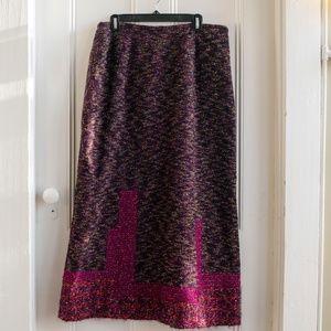 Beautiful Vintage Kenzo Lined Skirt Size 44